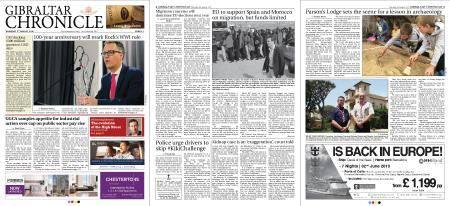 Gibraltar Chronicle – 02 August 2018