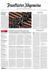 Frankfurter Allgemeine Zeitung - 12 März 2021