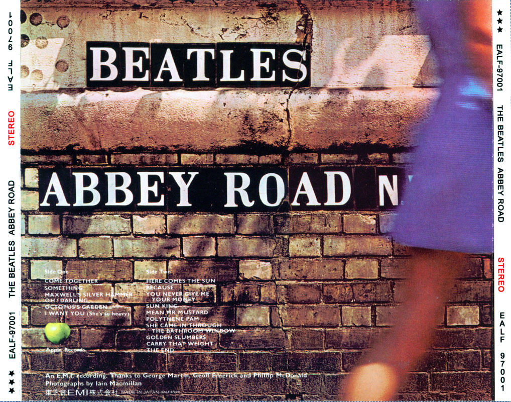 The Beatles Abbey Road Flac