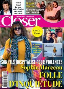 Closer France - 09 novembre 2018