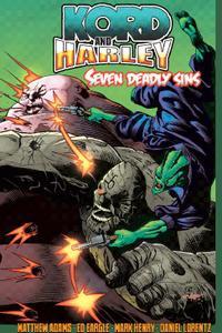 Arcana-Kord And Harley 2012 Hybrid Comic eBook