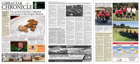 Gibraltar Chronicle – 20 September 2019