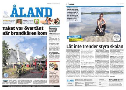 Ålandstidningen – 09 augusti 2019