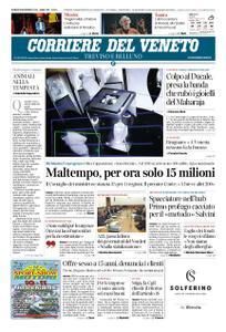 Corriere del Veneto Treviso e Belluno – 09 novembre 2018