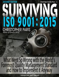 «Surviving ISO 9001:2015» by Christopher Paris