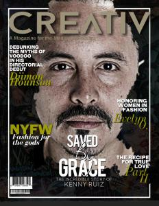 Creativ Modern Bohemian Magazine - March-April 2018