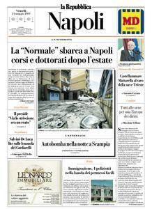 la Repubblica Napoli – 24 maggio 2019