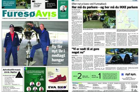 Furesø Avis – 16. juli 2019