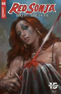 Red Sonja-Birth of the She-Devil 004 2019 3 covers digital The Seeker