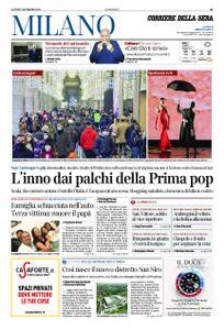 Corriere della Sera Milano – 07 dicembre 2020