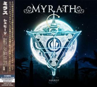 Myrath - Shehili (2019) [Japanese Edition]