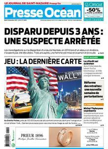 Presse Océan Saint Nazaire Presqu'île – 10 décembre 2019