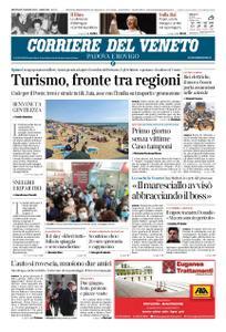 Corriere del Veneto Padova e Rovigo – 03 giugno 2020