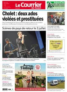 Le Courrier de l'Ouest Cholet – 19 juin 2019