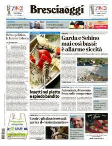 Brescia Oggi - 22 Novembre 2017