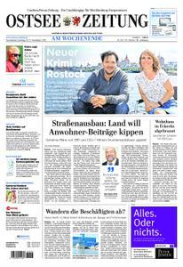 Ostsee Zeitung Wolgast - 10. November 2018