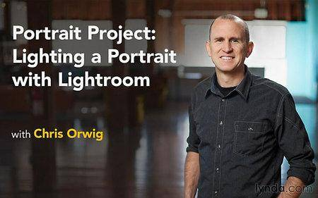 Portrait Project: Lighting a Portrait with Lightroom [repost]