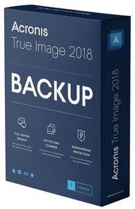 Acronis True Image 2018 Build 9850 Multilingual