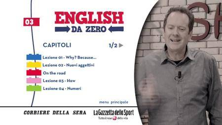 English da zero di John Peter Sloan (2016) [DVD9/18]