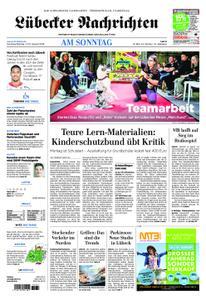 Lübecker Nachrichten Bad Schwartau - 11. August 2019