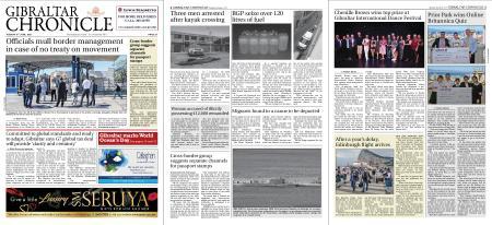 Gibraltar Chronicle – 08 June 2021