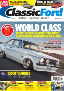 Classic Ford - Issue 287 - March 2020