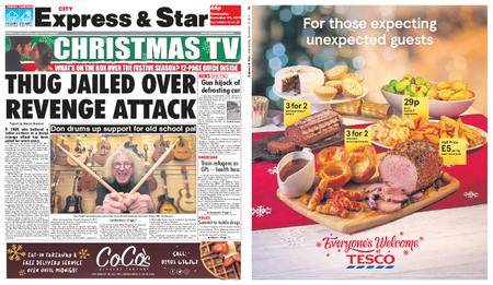 Express and Star City Edition – December 13, 2017