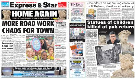 Express and Star Dudley and Wyre Forest Edition – July 17, 2019