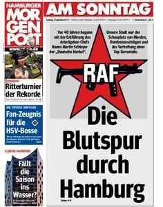 Hamburger Morgenpost - 03. September 2017