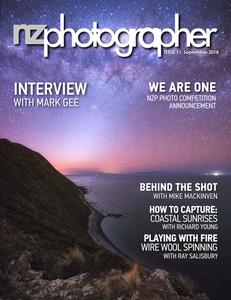 NZPhotographer - September 2018