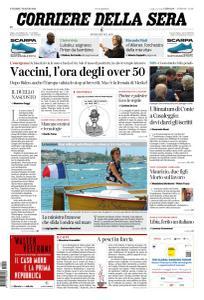 Corriere della Sera - 7 Maggio 2021