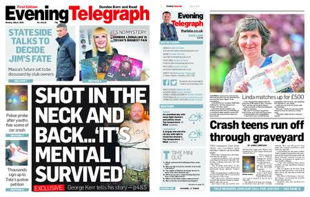 Evening Telegraph First Edition – May 06, 2019