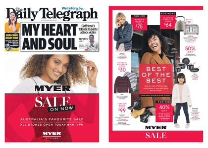 The Daily Telegraph (Sydney) – May 28, 2019