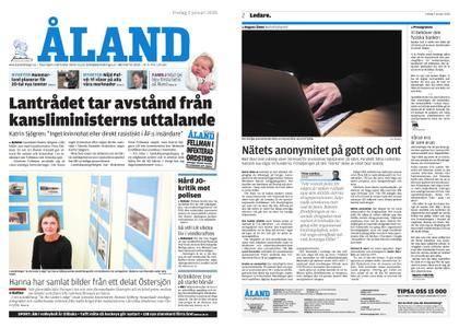 Ålandstidningen – 05 januari 2018