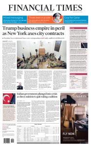 Financial Times USA - January 14, 2021