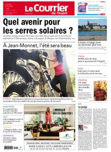 Le Courrier de l'Ouest Cholet – 08 mai 2021