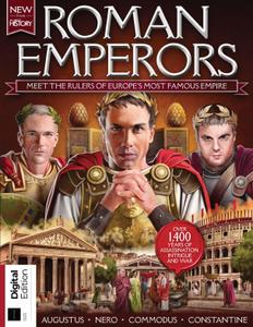 All About History Roman Emperors – July 2021