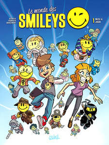 Le Monde des Smileys - Tome 1 - Mise à jour (2018)
