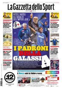 La Gazzetta dello Sport Roma – 04 settembre 2019