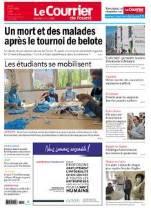 Le Courrier de l'Ouest Cholet – 02 avril 2020