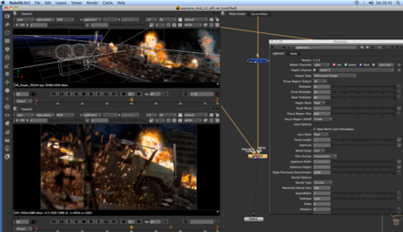 Peregrine Labs Bokeh v1.4.6 for Nuke 12.0