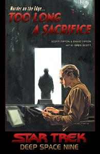 IDW-Star Trek Deep Space Nine too Long A Sacrifice 2021 Hybrid Comic eBook