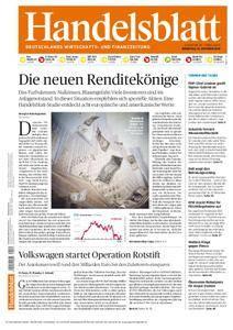 Handelsblatt - 13. Oktober 2015