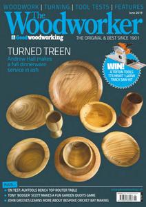 The Woodworker & Woodturner - June 2019