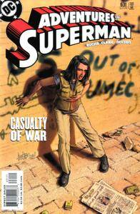 Adventures of Superman 631