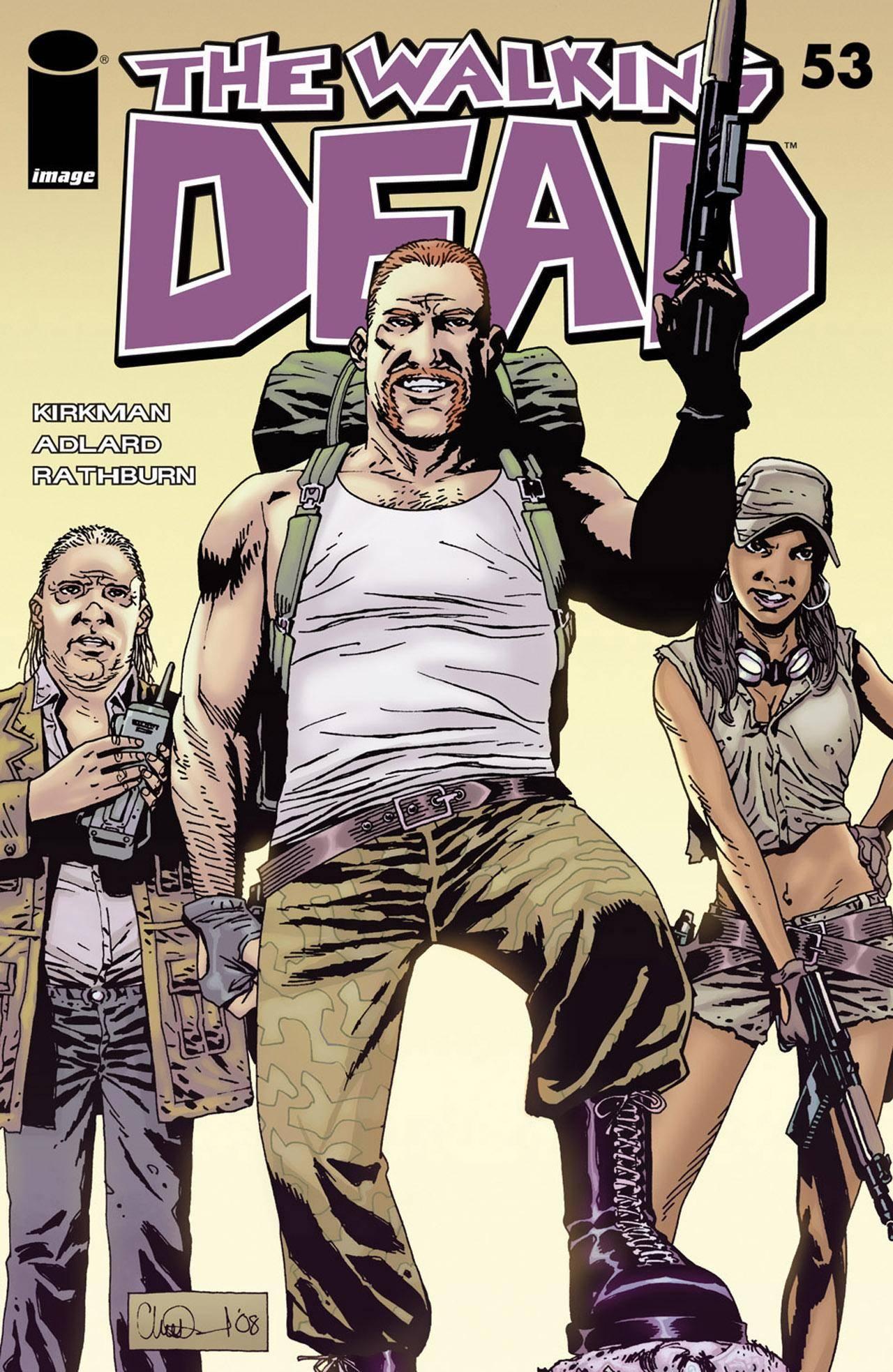 Walking Dead 053 2008 digital
