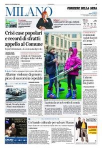 Corriere della Sera Milano – 23 novembre 2019