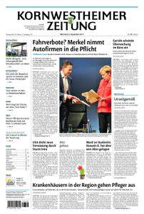 Kornwestheimer Zeitung - 06. September 2017