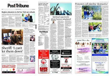 Post-Tribune – October 01, 2017