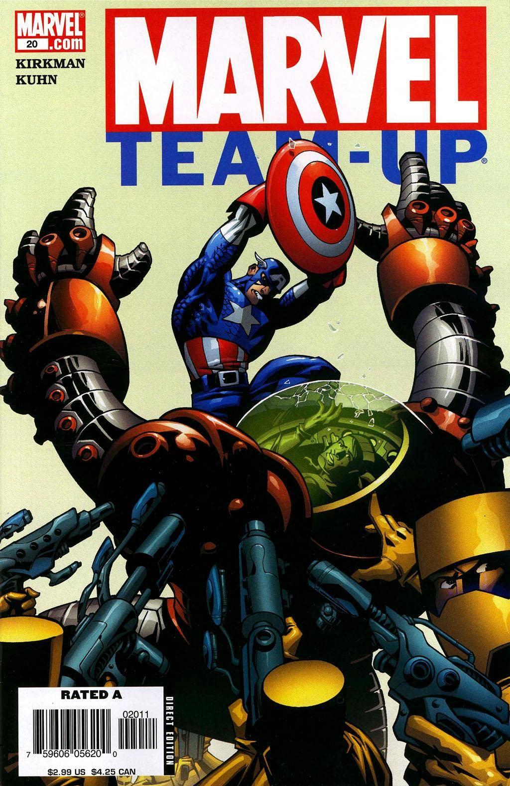 Marvel Team-Up v3 20